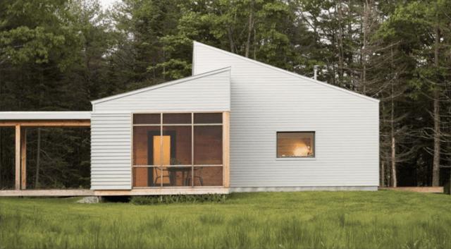 go home passive house kit houses maine siding options