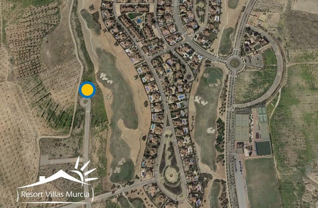 CMG plot location