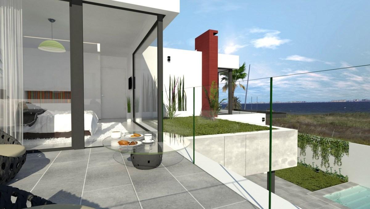 RVM LABS Ibiza Villa_Terraza 1ª Planta
