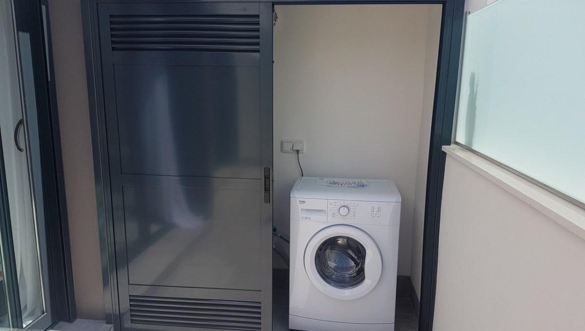 Exterior lavador