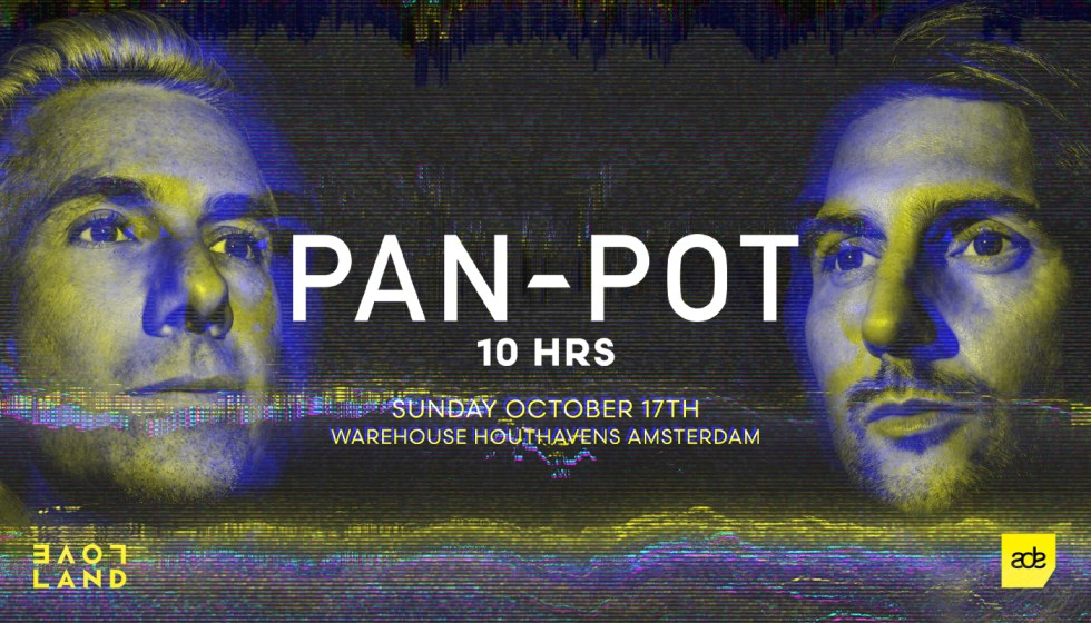 ADE 2021: Pan-Pot 10HRS x Loveland - Festicket