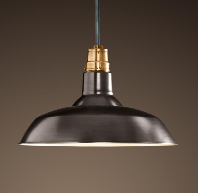 Barn Style Pendant Lighting