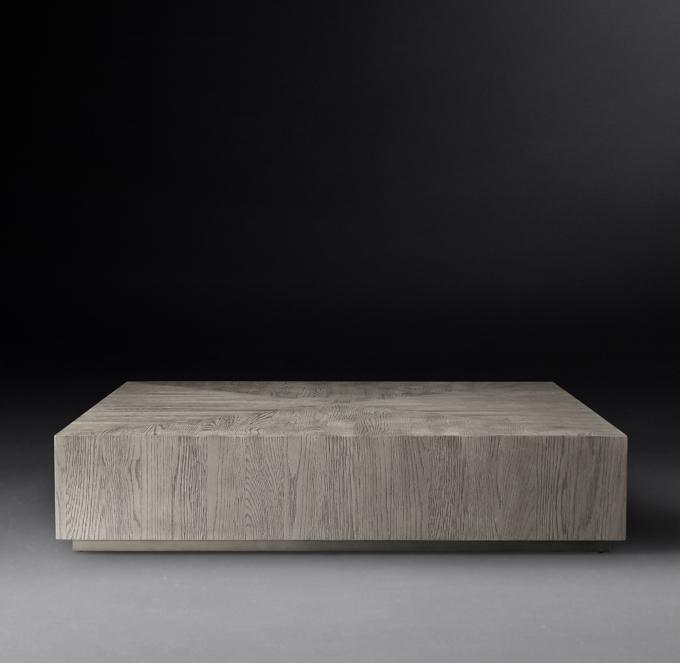 machinto square coffee table