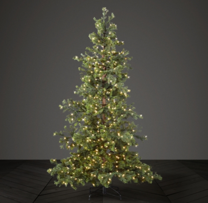 Faux Shasta Fir Starlit Tree With Illuminate Technology 7
