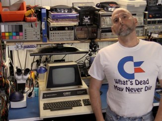 Bil Herd, skapare av Commodore 128