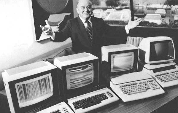 Jack Tramiel, grundare av Commodore