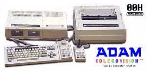 1983: Coleco Adam