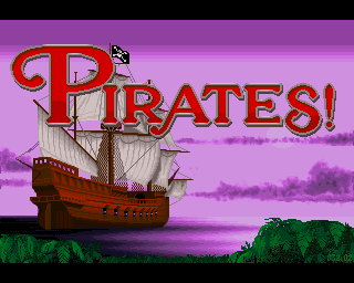 Sid Meier´s Pirates | Amiga 1990