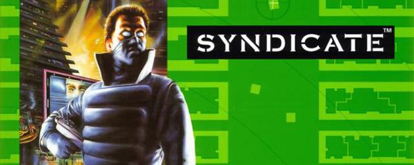 Spel vi minns Syndicate, 1993, Bullfrog/Electronic Arts