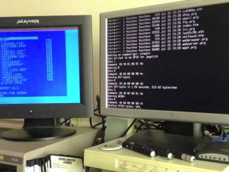 Raspberry Pi som diskettstation till C64