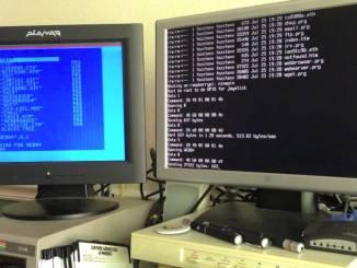 Raspberry Pi som diskettstation till C64
