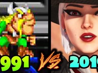 Blizzard ames 1991-2019