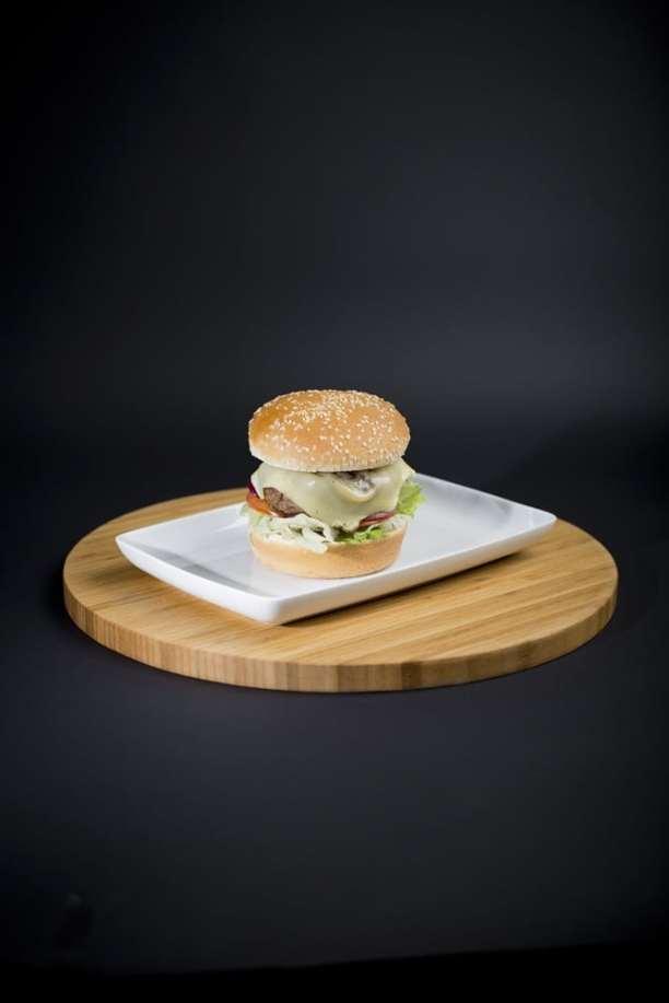 Galerie - cheeseburger