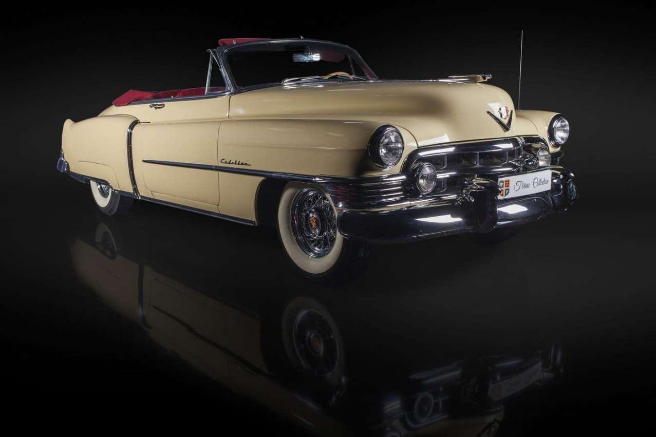 Cadillac Series 62 Convertible 1950