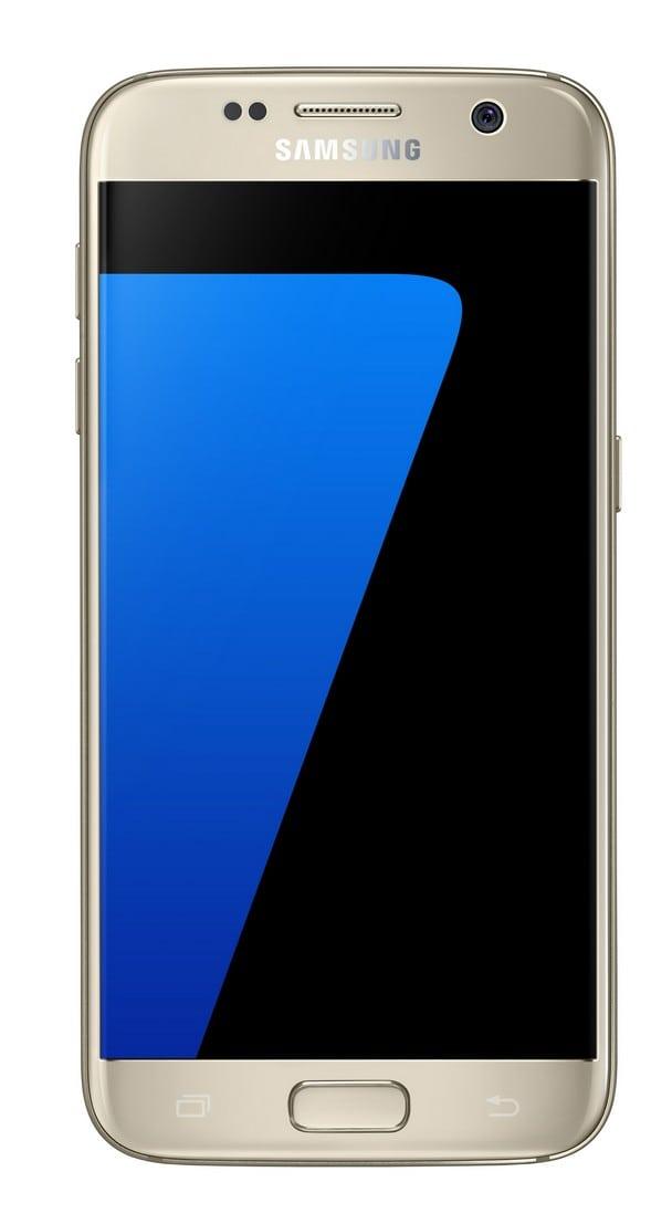 Galaxy S7 edge Gold Platinum (2)