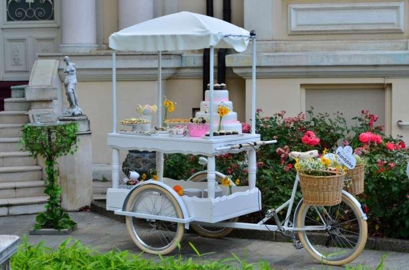 candy bike