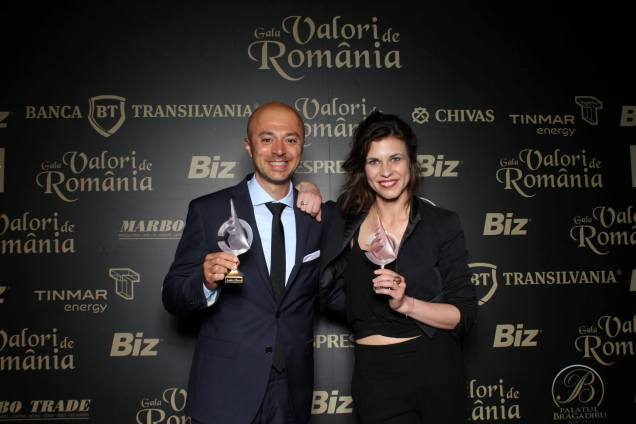 Ana Ularu și Andrei Roșu