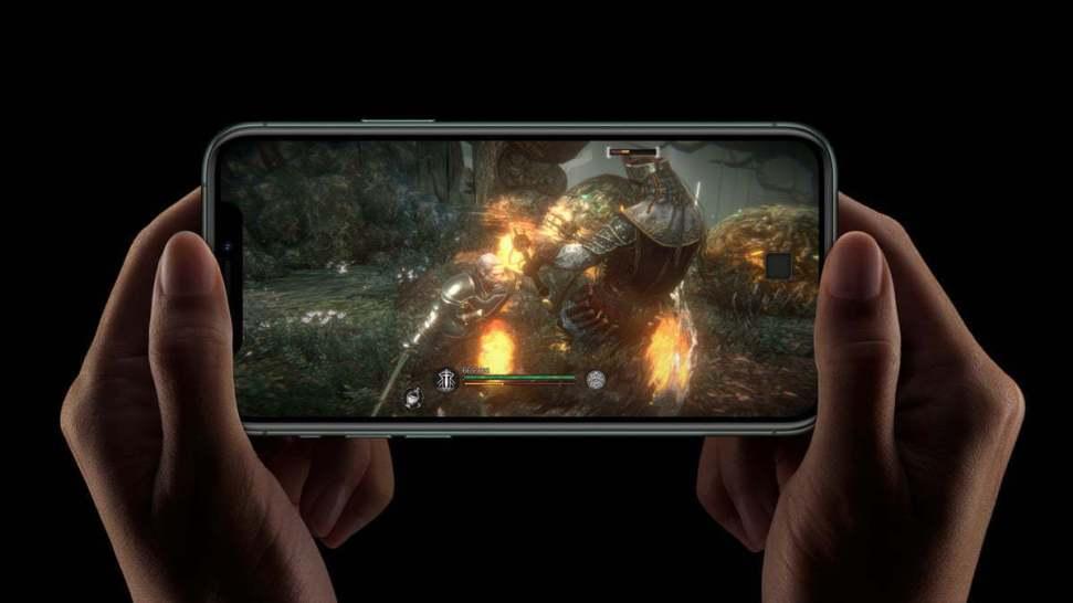 iPhone 11 Pro - ecran