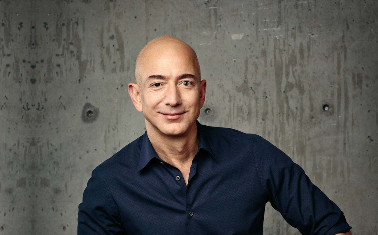 Jeff Bezos-Amazon