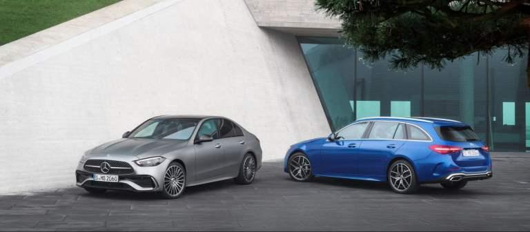 Mercedes-Benz-Clasa C