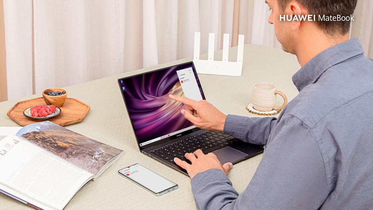 Huawei-multiscreen collaboration
