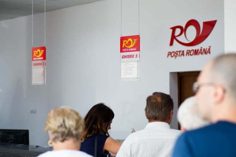 Posta Romana-Oficiu postal