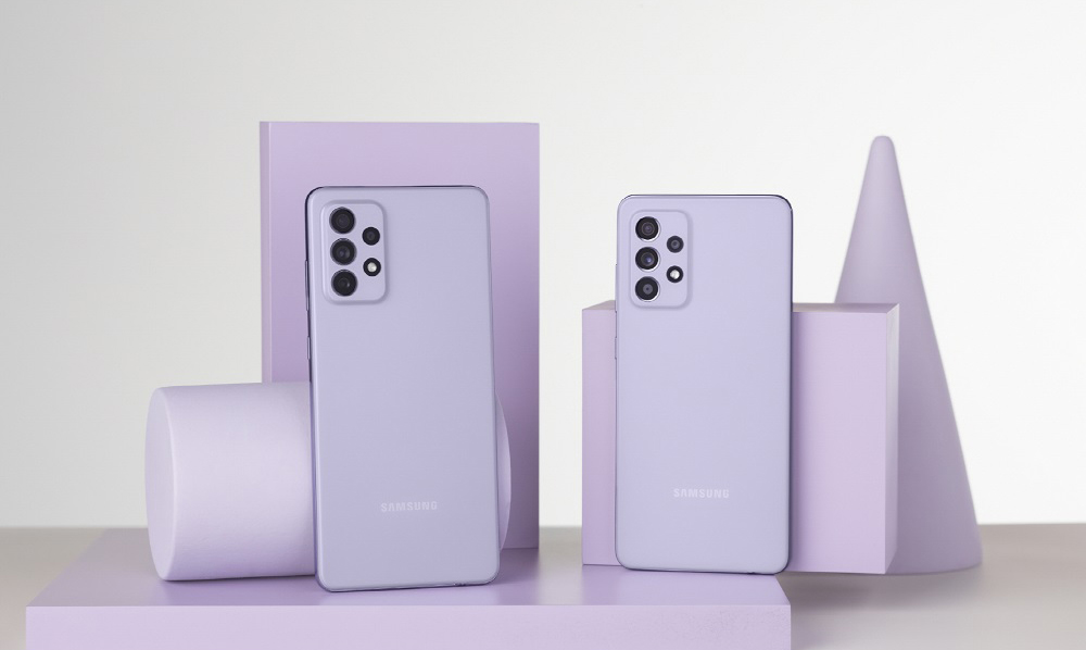 Samsung Galaxy A52-A72