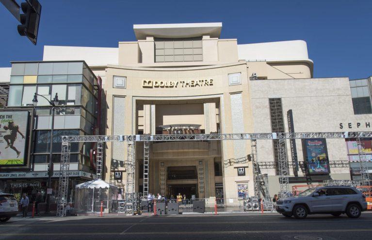Oscar 2021 - Dolby Theatre
