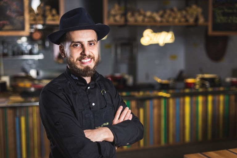 Chef Foa-Flavours