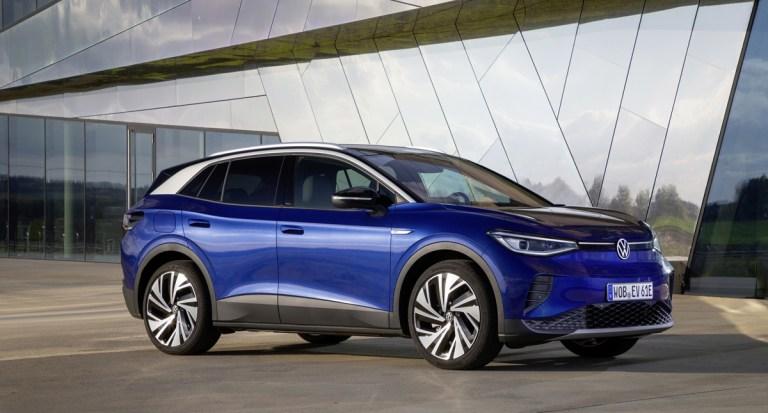 Volkswagen ID.4-SUV electric