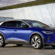Volkswagen ID.4-SUV electric