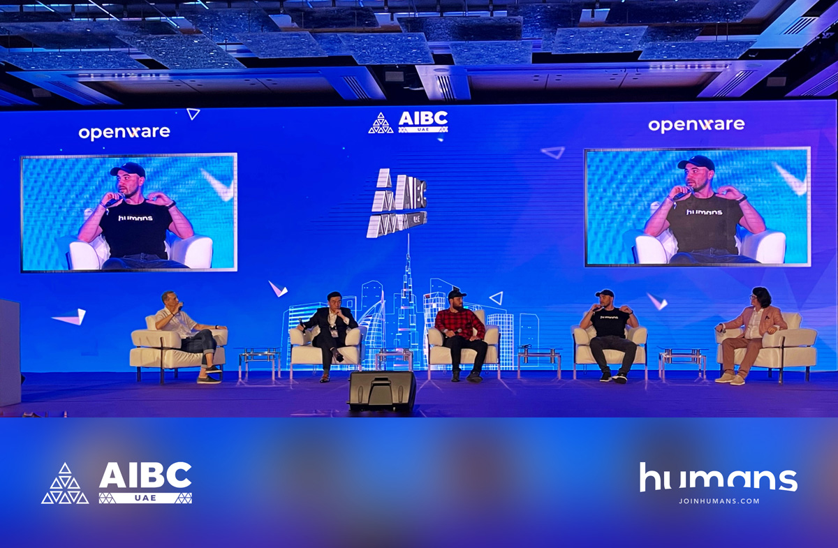Humans_AIBC summit