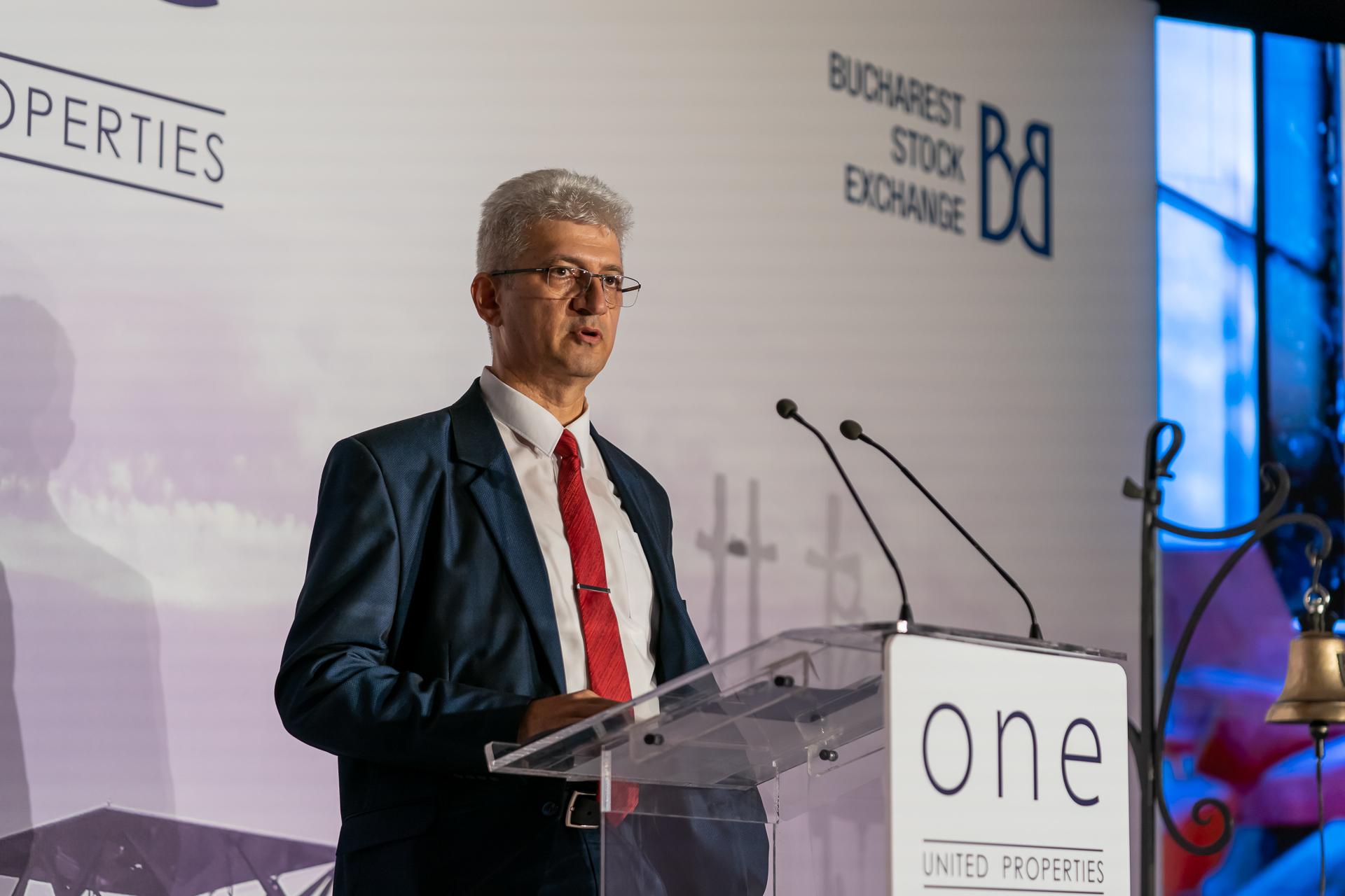 Gabriel Grădinescu, vicepreședintele Autorității de Supraveghere Financiară (ASF)