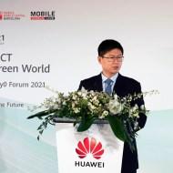 Huawei-MWC 2021David Li-