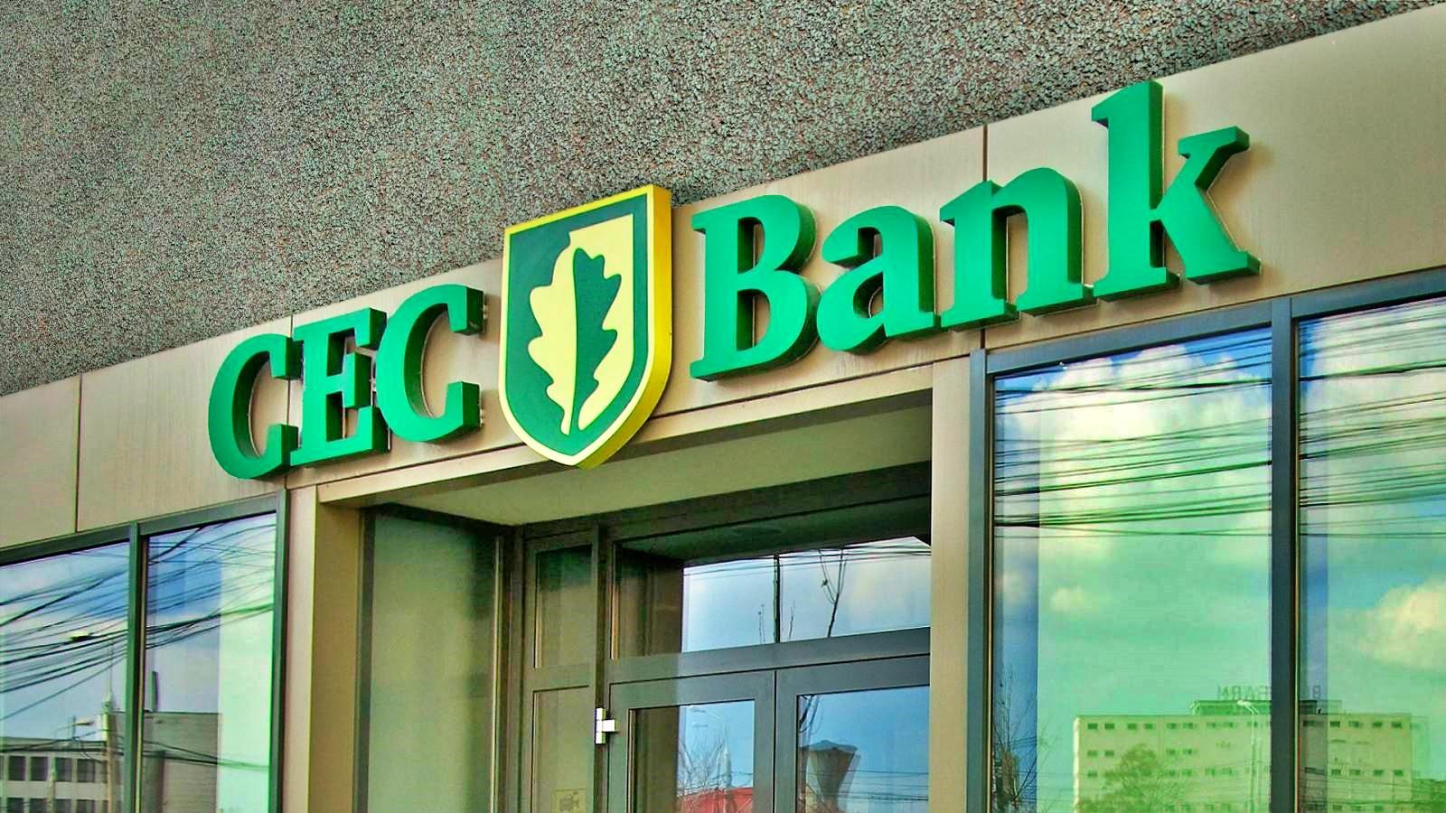 CEC Bank lansează pachete de cont curent 100% digitale