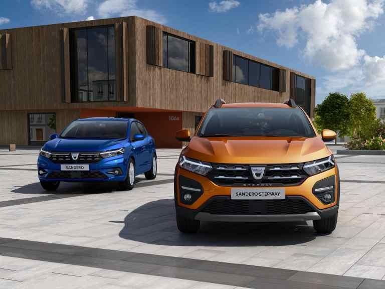 Dacia Sandero este cea mai înmatriculată mașină din Europa în luna august