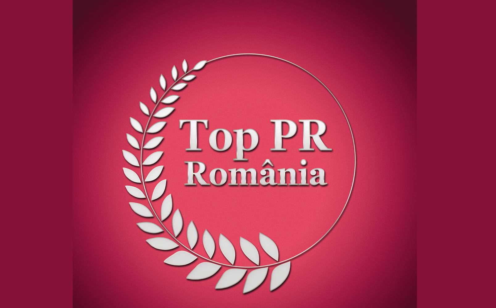 Top PR România 2021
