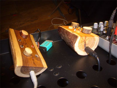 wood log projects