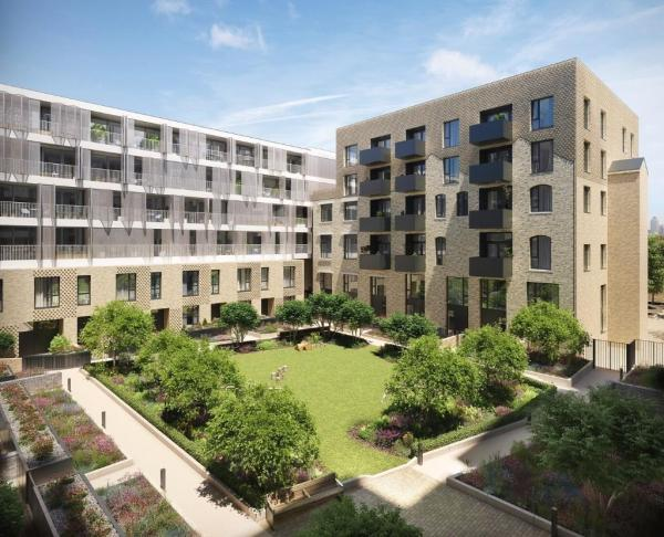 London Square Bermondsey New Homes Development by London ...
