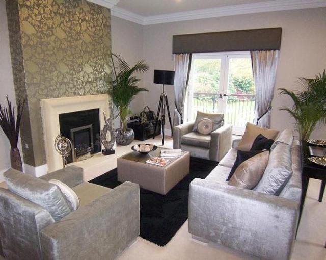 Contemporary Living Room Design Ideas, Photos ...