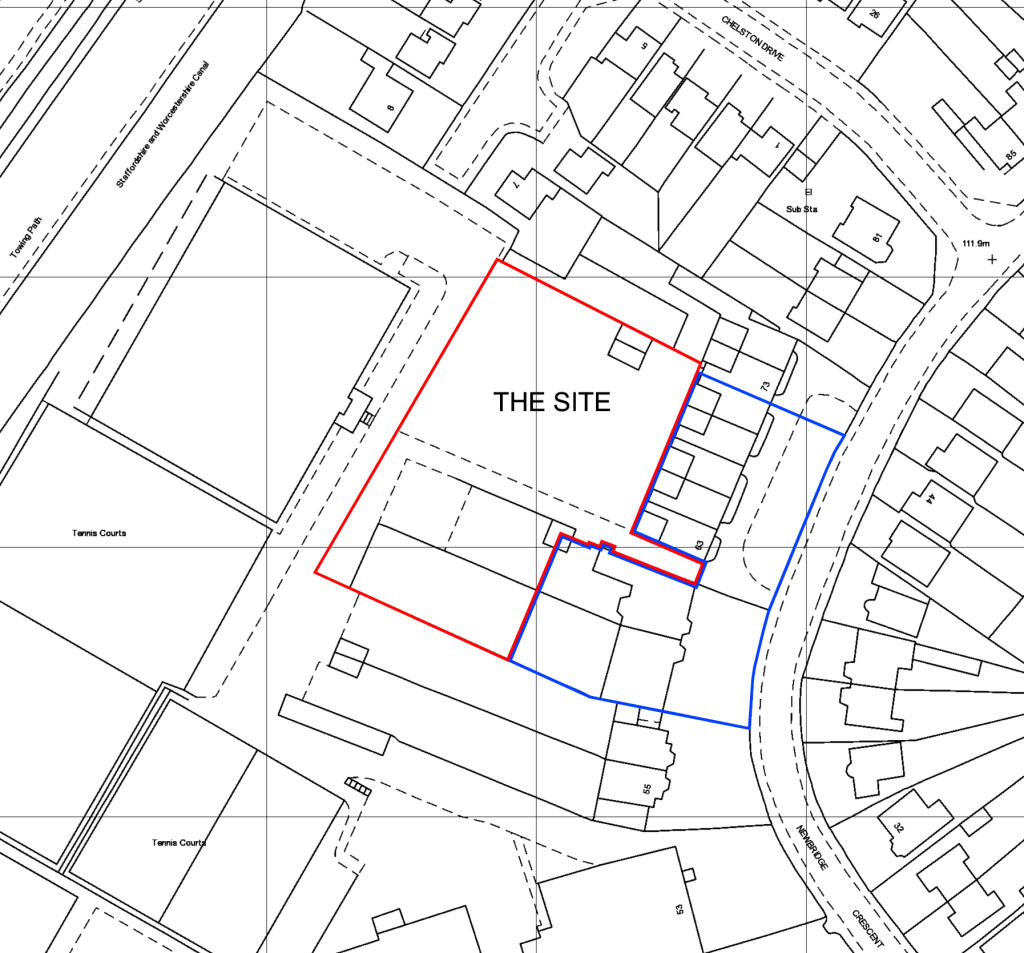 Land For Sale In Building Plots Newbridge Crescent Wolverhampton Wv3