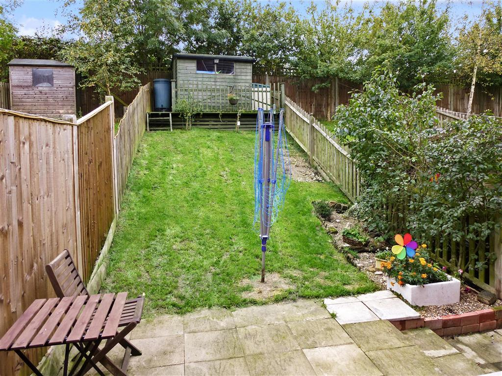 2 bedroom terraced house for sale in Williams Way ... on Terraced House Backyard Ideas id=77956