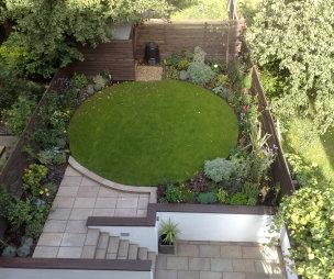 Split Level Garden Design Ideas, Photos & Inspiration ... on Split Garden Ideas id=58436