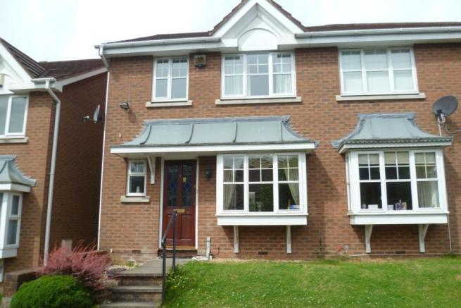 strong two bedroom end of terrace house in bromsgrove strong 4
