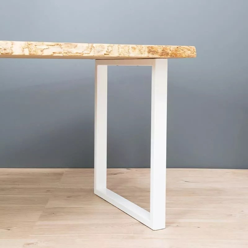 steel bench legs and table legs made in
