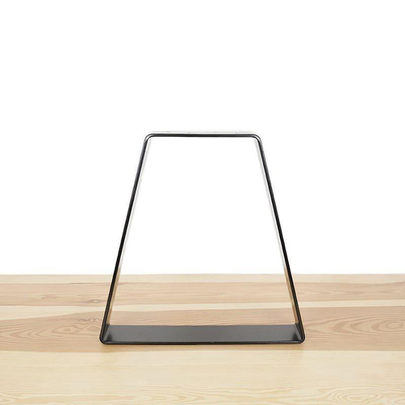 le raffine pied pour banc ou table en acier