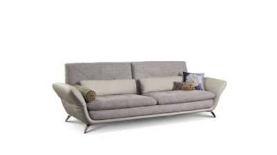 ambre grand canape 3 places roche bobois