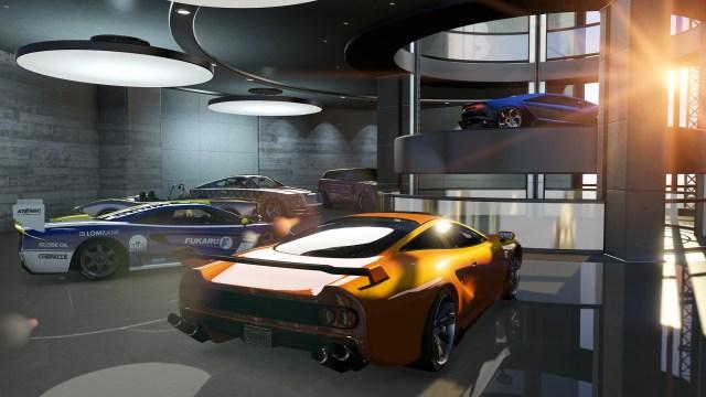 DLC import - export GTA Online