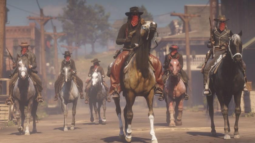 D'anciens vêtement rares dans Red Dead Online