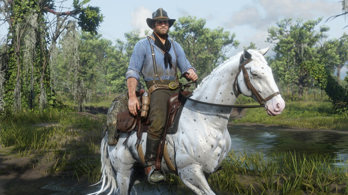 Red Dead Redemption 2 PC Exclusive Weapons, Missions & Horses Detailed 3